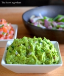 Guacamole - Chipotle Recipe