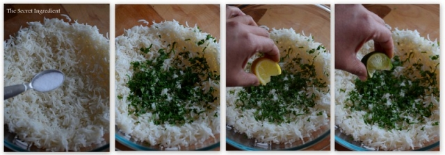 Cilantro lime rice 3