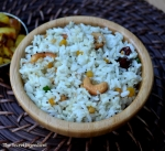 Coconut Rice | Thengai Sadam