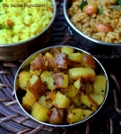 Potato Curry|Poriyal